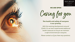 We Are Open - Caring For You